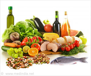 Pesco-Mediterranean Diet Reduces Heart Disease Risk