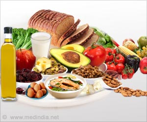 Mediterranean Diet can Slow Down Cognitive Decline