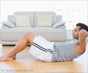 Working Out at Home is as Effective as Gyming