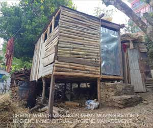 Menstruation Huts: Women in Nepal Still Forced to Sleep Outside during Periods