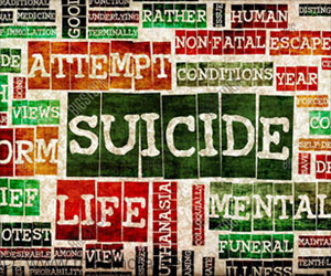 Spousal Suicide Increases Risk of Mental Illness in Bereaved Spouse