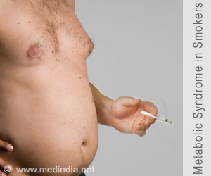 High Occurrence of Metabolic Syndrome in Smokers