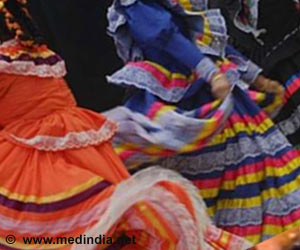 Dementia Patients Benefit From Mexican Street Dance