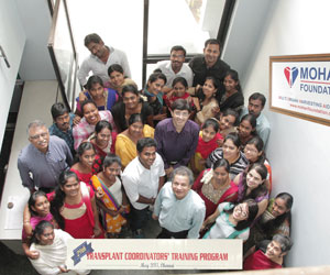 One Yes for Organ Donation Can Save Nine Lives: Remarkable Story of Transplant Coordinator's Training Program