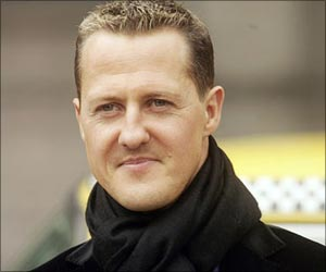 Schumacher in His Wake-Up Phase