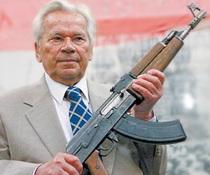 AK-47 Maker Passes Away at 94