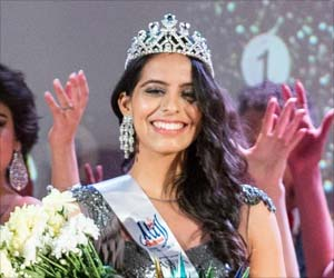 Nishtha Dudeja from Haryana Wins Miss Deaf Asia Crown