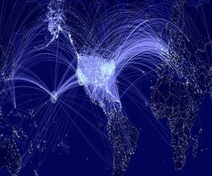 Fresh Model of Disease Contagion Ranks U.S. Airports Regarding Their Spreading Influence