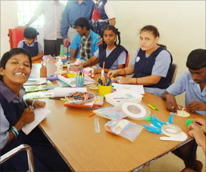 Special School and Rehabilitation Center in India: Caring for Special Children and Young Adults