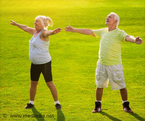 Exercise May Reduce Fall Risk in Older People With Alzheimer's
