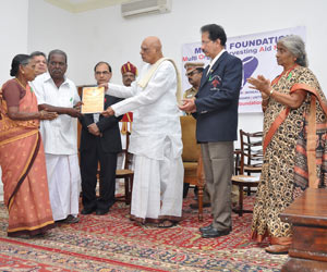 From Death to Life - Organ Donor Families Felicitated for Giving Life