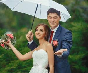 Simple Ways to Survive Rain on Your Wedding