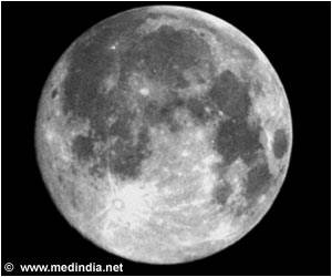 Full Moon can Shorten Children's Sleep by Five Minutes