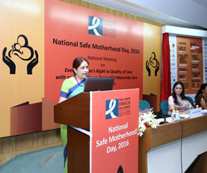 National Safe Motherhood Day: Respectful Maternity Care For Childbearing Women