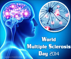 World Multiple Sclerosis Day 2014