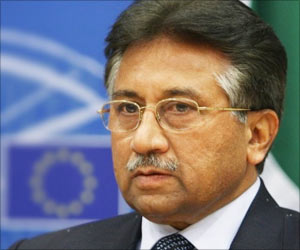 Musharraf Advised to Undergo Angiography