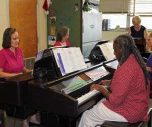 Music Intervention Can Improve Cognitive Functioning of Dementia Patients