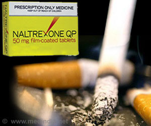 Naltrexone: The Anti-Smoking Drug With a Gender Bias