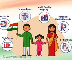 National Digital Health Mission Launched by PM Narendra Modi