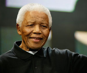 Nelson Mandela Tops Google Search List for 2013