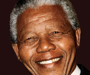 London Exhibition Pays Homage to Nelson Mandela