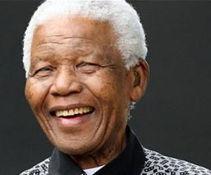 Nelson Mandela's Condition Shows Steady Improvement