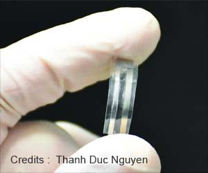 New Biodegradable Sensor can help Measure Internal Organs Pressure