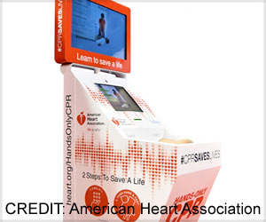 Hands-Only CPR Training Kiosks - A Boon for Cardiac Arrest Patients!
