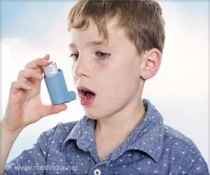 Kids with Mild Asthma can Use Inhalers as Needed