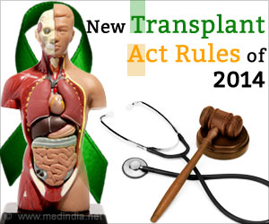 New Notified Rules of Transplant Act of 2014 may Help Give Boost to Deceased Donation in India and Ease Organ Shortage