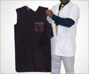 Madurai Professor Designs New Age Apron For X Ray Technicians