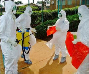 WHO Reports Significant Drop in Ebola Cases in West Africa