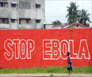 Finding the Weak Point of Deadly Ebola Virus