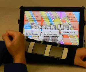 Wireless Device Helps Children With Disabilities Access Tablets