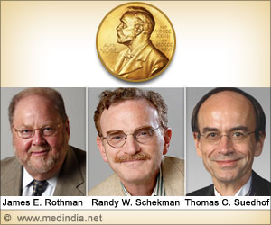 Nobel Prize Winners for Medicine and Physiology 2013 Announced