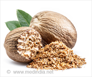 Nutmeg Prevents Liver Damage