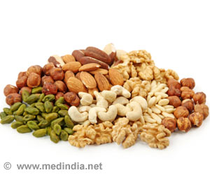Almonds found To Be Effective In Lowering Cholesterol