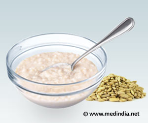 Instant Oatmeal Breakfast Enhances Satiety and Curbs Appetite at Lunch