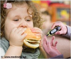 Metabolic Disease Risk in Children Highlighted by Salivary Biomarkers