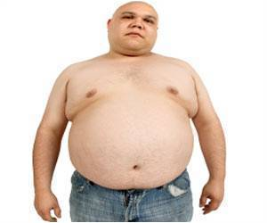 Over 33pc Men are Overweight