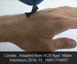 Octopus-inspired Wearable Sensor Developed