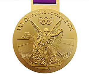 Worth of London Olympic Medals is Only 3 Pounds