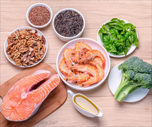 Omega-3 Reduces Stroke-like Brain Damage in Mice