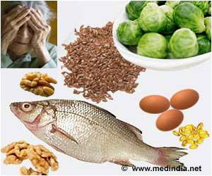 Foods Rich in Vitamin D3, Omega-3 May Help Prevent Dementia