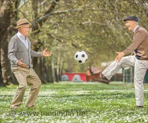 Football Can Be Beneficial For 55-70-Year-Old Women With Prediabetes