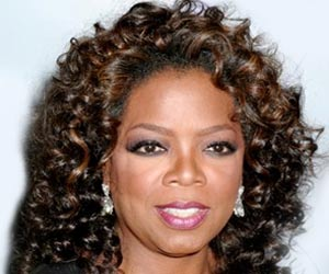Among America's Most Trusted People is Oprah Winfrey
