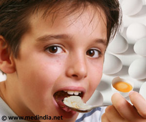 Daily Intake of Egg May Ward Off Allergies In Children