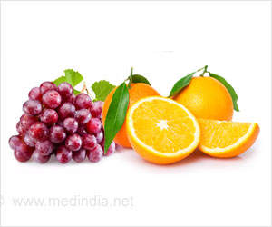 Compounds in Red Grapes and Oranges can Treat Type 2 Diabetes