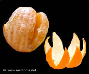 New Biofuel from Orange Peel