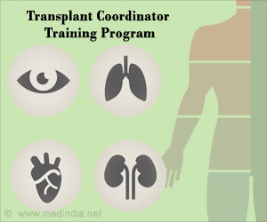 One Yes for Organ Donation Can Save Nine Lives: Remarkable Story of Transplant Coordinator�s Training Program